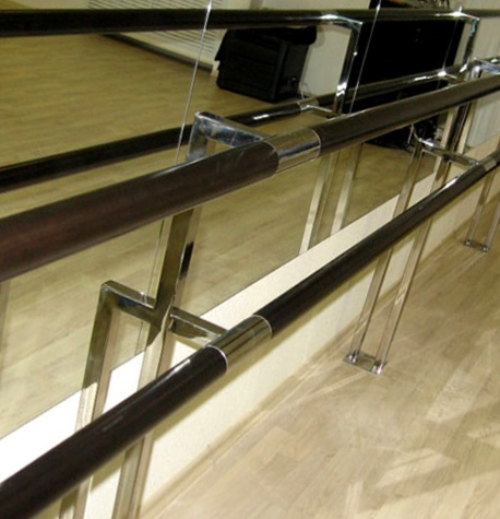 Ballet Barres and brackets