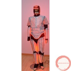 LED dancing costume