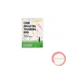 Club juggling training DVD