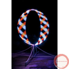 LED Parter ring / Parter ring on stand. Custom made,