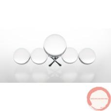 Crystal ball Starter Set A (70mm 4 .95mm 1 . )