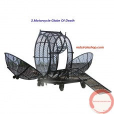 PRICE ON REQUEST / Motorcycle Globe Of Death