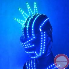 Luminous helmet