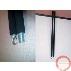 Chinese pole, Swinging Pole, demountable, 2 pieces.