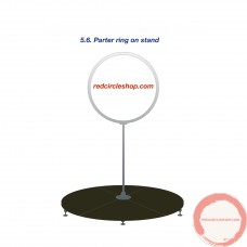 Parter ring on stand. Custom made,