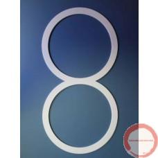 Skinny Eight ring