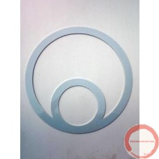 Iso double ring