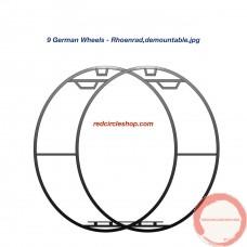 German Wheels / Rhoenrad  (Pre-order)