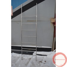 Free standing ladder demountable 2m.