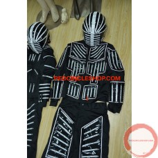 LED luminous stilting costume