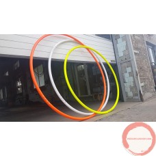 Cyr wheel Stainless Steel 5 pieces with PVC covering Ø1600 - 2050 mm