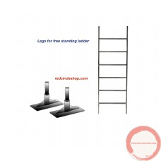 Feet for free standing ladder 2 pieces. PRICE ON REQUEST
