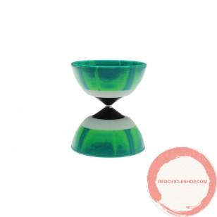 Evolution G 2 Plus Normal Accelerator. Marble Emerald Green
