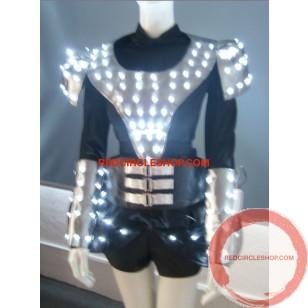 LED Clothing (silver)