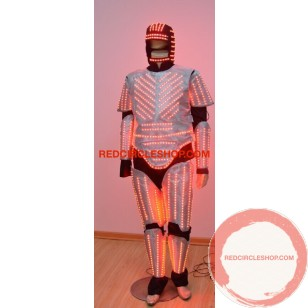 LED dancing costume (contact for pricing)