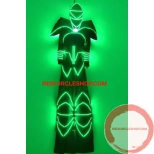 LED luminous stilting costume 2