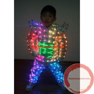 LED dancing costume (kids)
