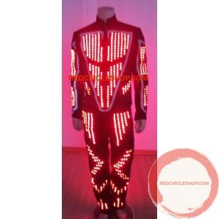LED dancing costume (Robot 2)