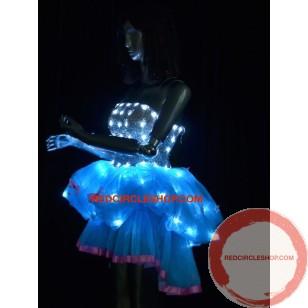 LED Dress Princess