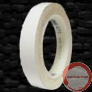 sold out  plastic tape white 19mm 32.9m roll