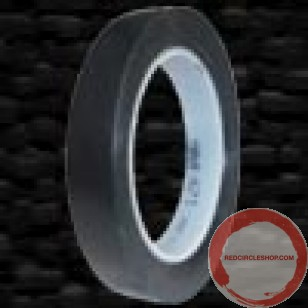 sold out  plastic tape black 19mm 32.9m roll