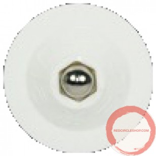 Nut embedded type washer White (one side)