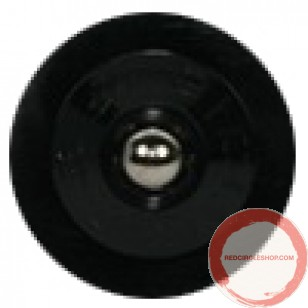 Nut embedded type washer Black (one side)