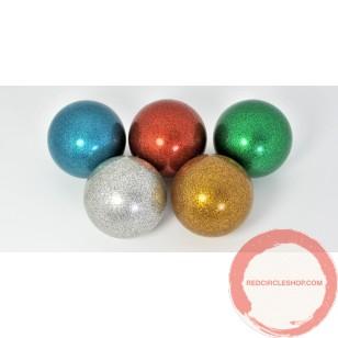 Deka ball glitter color juggling balls