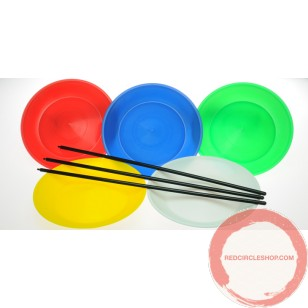 Spinning plate 30 pieces set