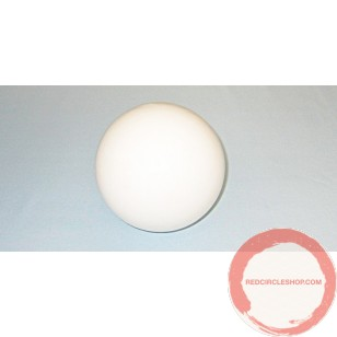 Dekaball white light juggling ball . (Please contact for availability)