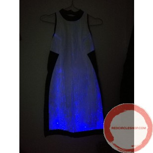Luminous dress/ Optical fiber (contact for pricing)