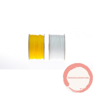 Non friction strings (about 70 m)