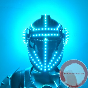 Luminous helmet (contact for pricing)