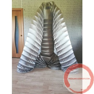 Slinky Costume SILVER Version (With free bag)
