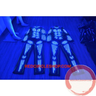 Luminous dancing costume (contact for pricing)