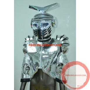 Robot costume (contact for pricing)