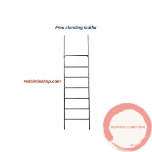 Free standing ladder not demountable 2m. PRICE UPON REQUEST