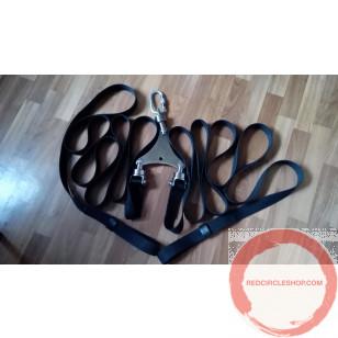 Aerial straps / Full straps set