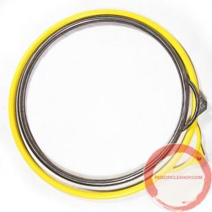 Aerial lyra, hoop (Titanium)  (Contact for availability)