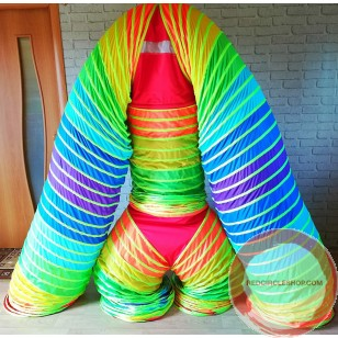 Slinky Costume Version 1 (Free bag)