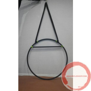 Aerial Lyra hoop without beam