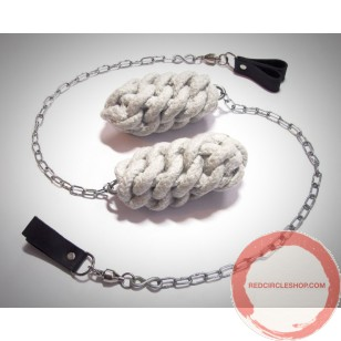 Fire Poi ISIS (Ceramic cord)