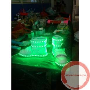 Luminous shoes