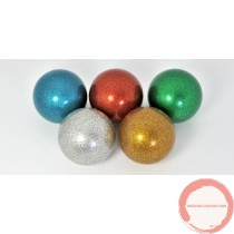 RF stage ball glitter color 72mm