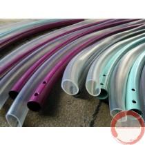 PVC kit pipe for CYR Wheel