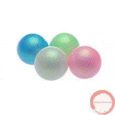 PVC Russian Ball Pearl Glitter Color 72 mm