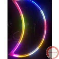 LED Aerial Lyra hoop