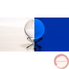 Crystal ball clear UV
