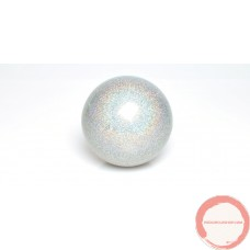 RF stage ball rainbow glitter color 100mm