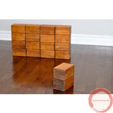 Hand Balancing / Yoga wooden blocks.